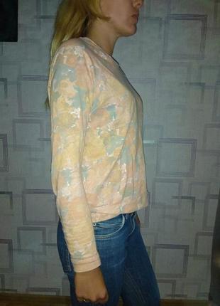 Свитшот свитер кофта