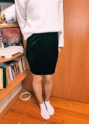 Красивая юбка на виход/ нарядная
