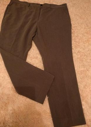 Шикарнейшие брюки редкий большой размер.