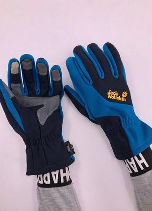 Зимние перчатки jack wolfskin