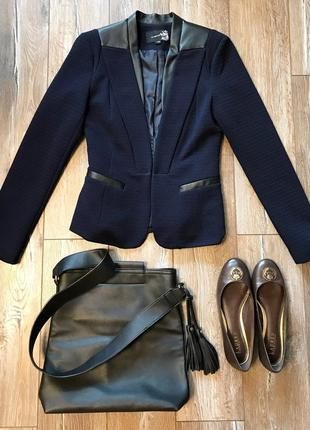 Новый! классный деловой пиджак