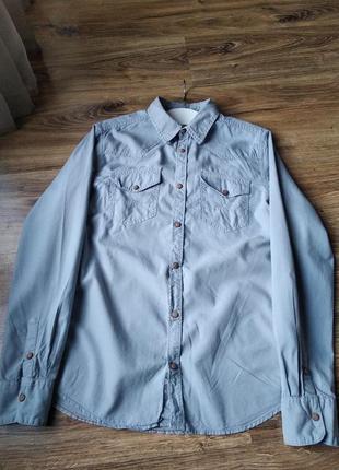 Рубашка из хлопка river island
