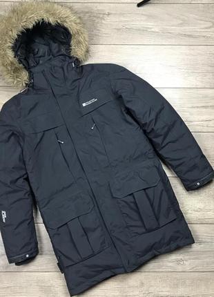 Mountain warehouse extreme парка куртка