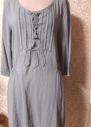 Интересное платье wrap
