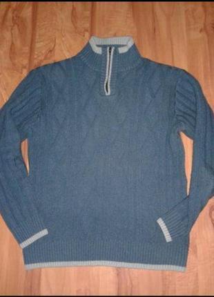 Продам мужской теплый свитер