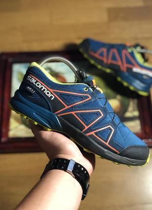 Ботинки salomon speedcross
