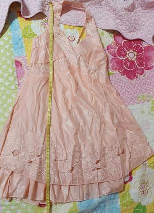 Нарядное платье со стразами 5-8лет, 116-134. акция2+1бесплатн