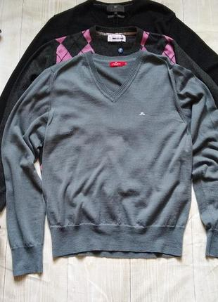 Свитер пуловер реглан
