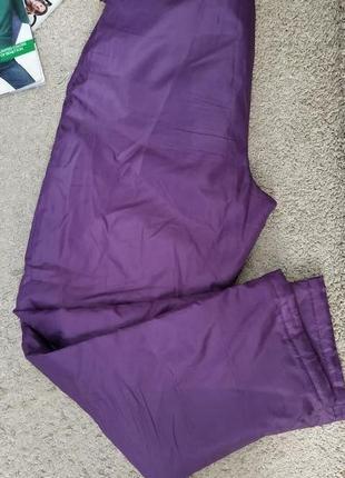 Теплые зимние брюки/ штаны на синтепоне