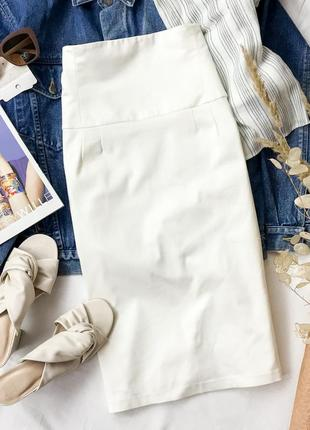Восхитительная юбка с завышенной талией  ki1941042  warehouse
