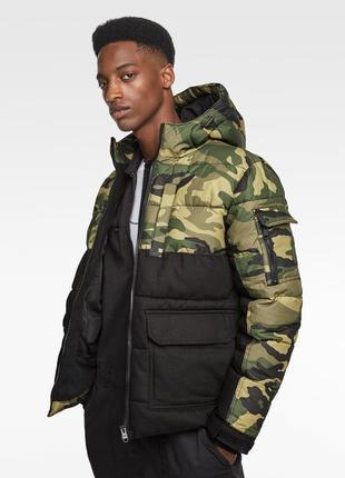 Новая мужская зимняя куртка zara l xl 48 50 52 чоловіча куртка zara