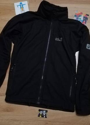 Куртка jack wolfskin stormlock active