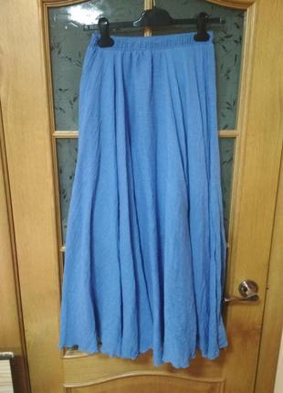 Пышная юбка из марлевки от lace girl, p. 36-38