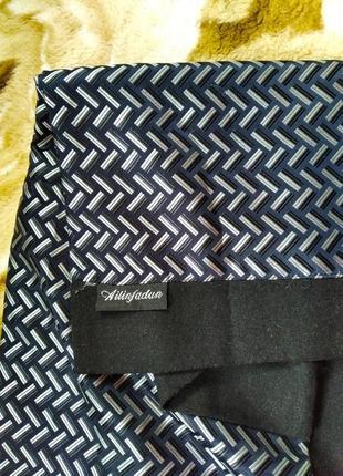 Стильный шарф длинный демисезон-зима