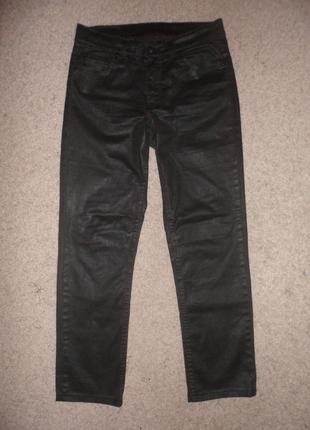 L-ка плотные штаны с напыление под кожу на осень и зиму