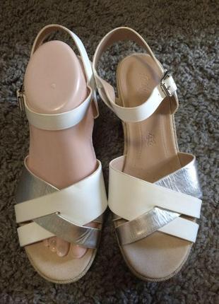 Сандалии босоножки footglove