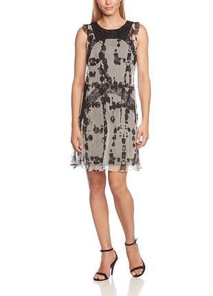 Платье двойка брендовое платье шифоновый сарафан шифоновое платье оригинал