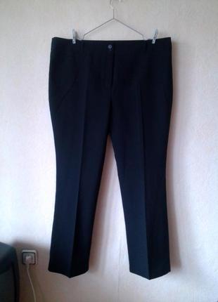 Черные брюки на высокий рост papaya 20 uk