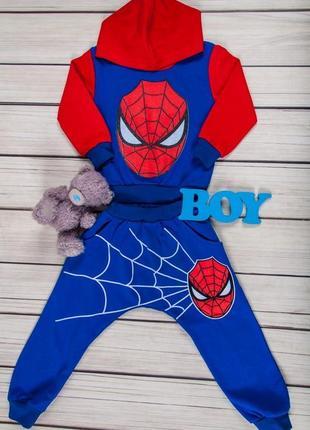 Детский  костюм спайдермен (2-3года)