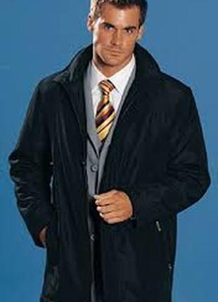 Мужская деловая демисезонная куртка
