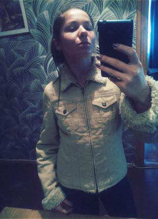 Куртка от abercrombie & fitch