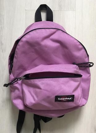 Розовий рюкзак eastpak orbit