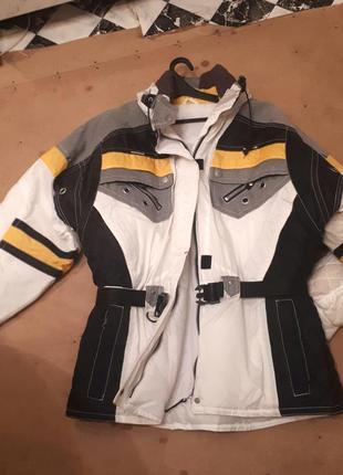 Пуховик  / горнолыжная куртка на синтепоне crane sports