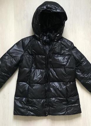 Куртка с натуральным пухом incity