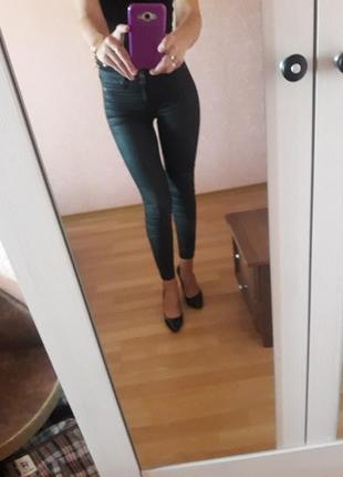 Суперскі кожані штани