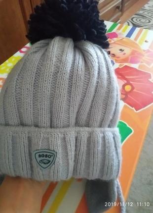 Шапка, шапка с шарфом, аgbo