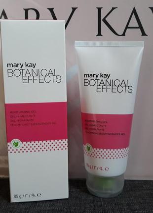 Увлажняющий гель botanical effects mary kay, мэри кэй, мери кей для молодой кожи