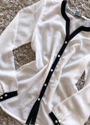 Ніжна блуза