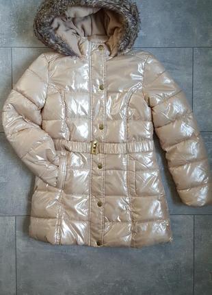 Куртка зимняя для девочки, 12а