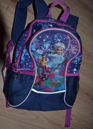 Рюкзак анна и ельза холодное сердце сост отл