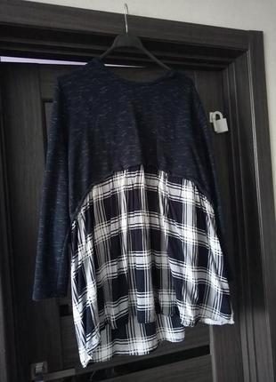 Туника рубашка/свитер от c@a