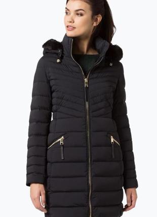 Пуховое пальто tommy hilfiger размер s