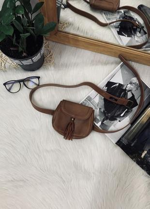 Поясна сумочка, нова🌿