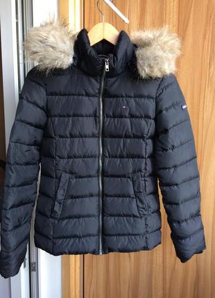 Tommy hilfiger куртка пуховик оригінал