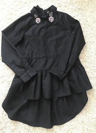 Удлиннённая рубашка, можно и для беременных