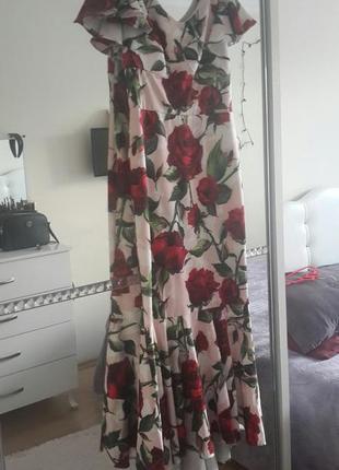 Брендовое платье (турция)