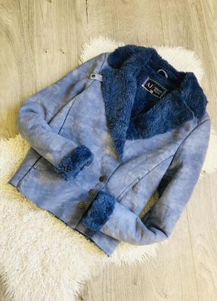 Брендова дубльонка від armani jeans{осінь-зима}