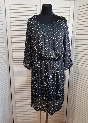 Стильное платье в горохи julie guerlande