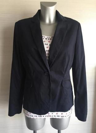 Пиджак котон с карманами yessica