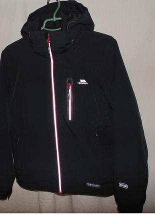 Куртка абсолютно новая trespass оригинал мембрана waterproof - 10000 мм. размер xs