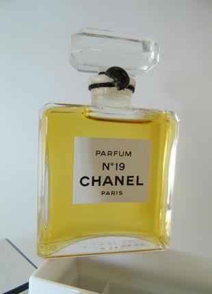 Chanel 19, духи