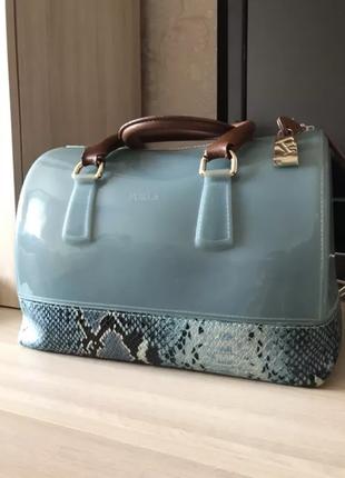 Оригинальная сумка furla candy bag