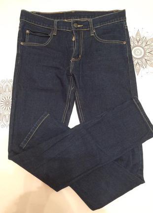 Крутые классические джинсы