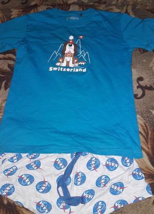 Пижама 40 размер