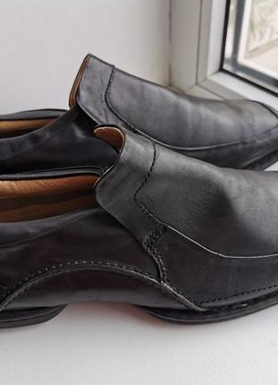 "Кожаные туфли ""clarks"""