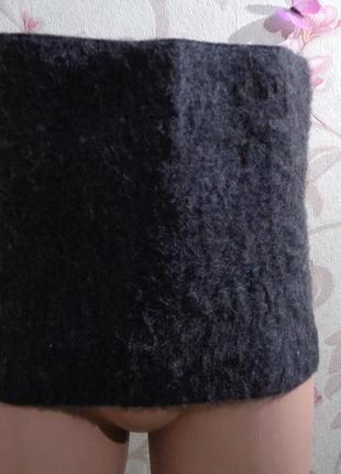 Согревающий пояс с шерсти. для тепла, похудения и др. качество